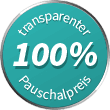 100% transparenter Pauschalpreis